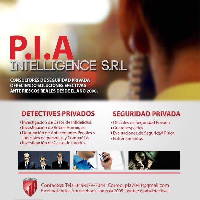Pia Intelligence