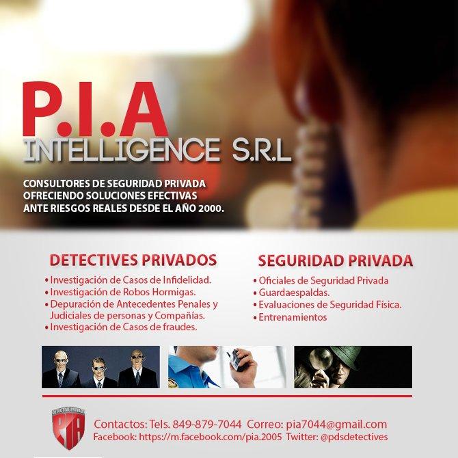 Pia Intelligence