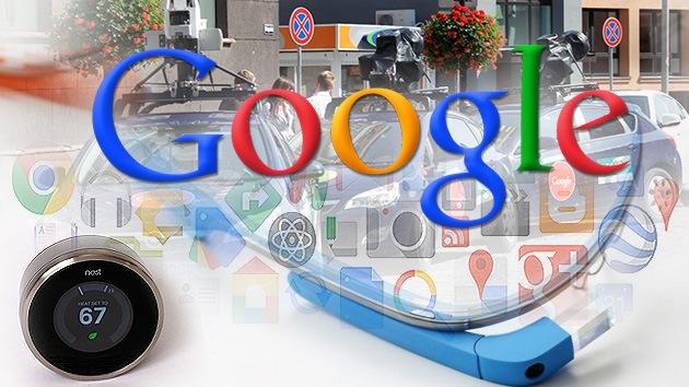 google dueÑo del mundo